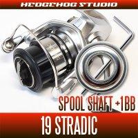 [SHIMANO] 19 STRADIC  4000 -C5000XG Spool Shaft 1 Bearing Kit L size