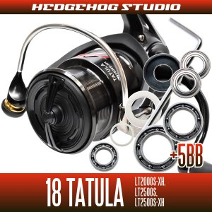 Photo1: 18 TATULA LT2000S-XH, LT2500S, LT2500S-XH Full Bearing Kit