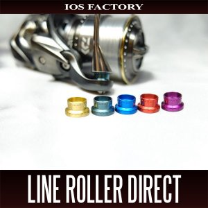 Photo1: [IOS Factory] DAIWA Line Roller Direct [Direct 16-20 series]