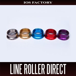 Photo1: [IOS Factory] Line Roller Direct for DAIWA