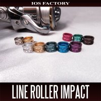 [IOS Factory] Line Roller IMPACT for SHIMANO