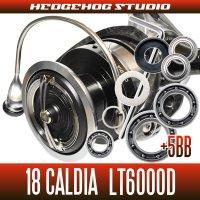 18 CALDIA LT6000D Full Bearing Kit