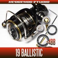 19 BALLISTIC LT2000SS-P, LT2500SS-CXH, LT2500S-XH, LT3000S-CXH, LT3000, LT3000-XH, LT4000-C, LT4000-CXH MAX11BB Full Bearing Kit