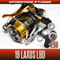 19 LAXUS LBD 2500LBD, 2500H-LBD, 3000LBD, 3000H-LBD for MAX8BB full bearing tuning kit [surf fishing, Ukifukase fishing and the Grenadines, Medina]