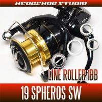 19 SPHEROS SW 3000XG, 4000HG, 4000XG for the line roller 1BB specification tuning kit