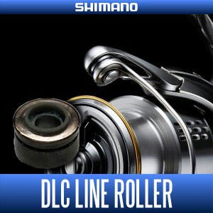 Photo1: [SHIMANO genuine] DLC LINE ROLLER for 17 EXSENCE ※ maintenance supplies