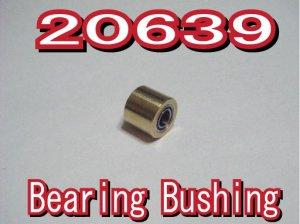 Photo1: [KAGAWA ENBIKOUGYOU] Spool Shaft Bushing(Cast Control Bush) No.20639 with Abu Bearing