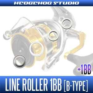 Photo1: Line for Shimano roller 1BB specification tuning kit [B-TYPE]
