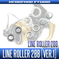 13BB-X Hyper Forcen Line Roller 2 Bearing Kit Ver.1