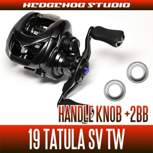 Photo1: [DAIWA]  19 TATULA SV TW Handle Knob Bearing  (+2BB)