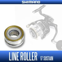 [SHIMANO Genuine Product] Line Roller for 17 SUSTAIN (1 piece)