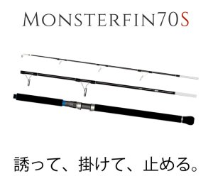 Photo1: 【TRANSCENDENCE】Monsterfin 70S / Monster fin
