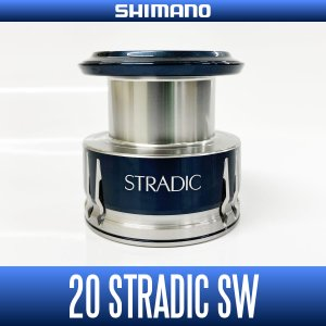 Photo1: [SHIMANO genuine] 20 STRADIC SW Genuine Spool