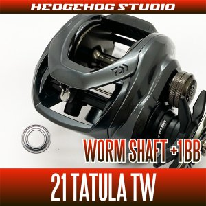 Photo1: [SHIMANO] 21 TATULA TW Worm Shaft Bearing (+1BB)