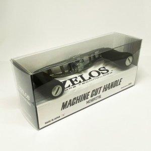 Photo1: [ZPI] ZELOS Machine Cut Handle 92mm for SHIMANO, AbuGarcia, DAIWA