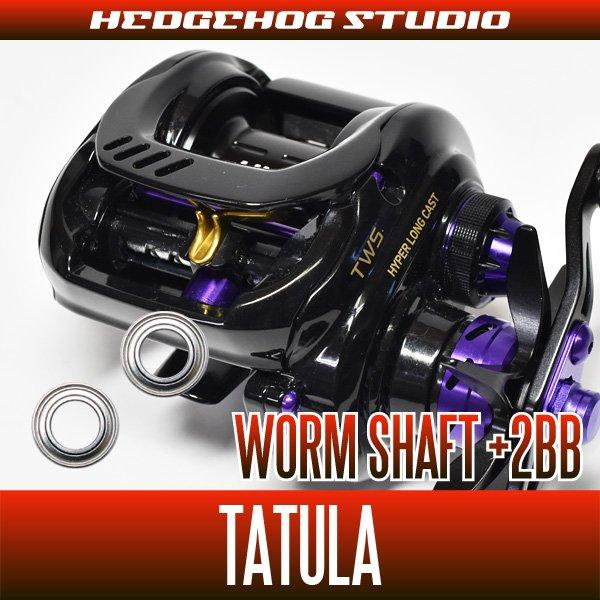Photo1: [DAIWA] Worm Shaft Bearing kit for TATULA (+2BB) (1)