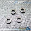 Photo2: [SHIMANO] Handle knob Bearing Kit for 14 BARCHETTA CI4+ (+4BB) (2)