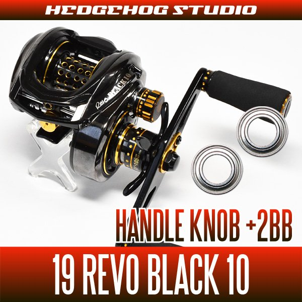 Photo1: [ABU] Handle Knob Bearing Kit(+2BB) for REVO BLACK10 (1)