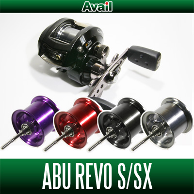ABU GARCIA MICROCAST SPOOL REVO 3 SX /& REVO 4 SX SERIES